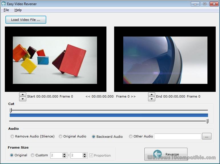 Easy Video Reverser 3.9.2 Free download